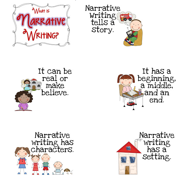 Creative writing ideas for 3rd graders